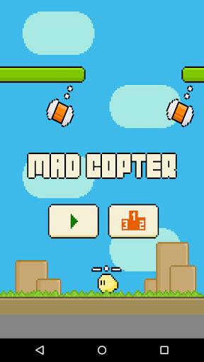 疯狂直升机 玩賽車遊戲App免費 玩APPs