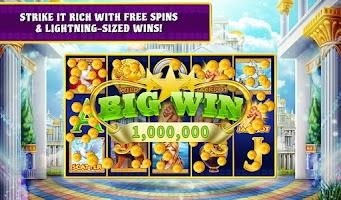 Screenshot of Mythology Slots Vegas Casino
