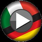 German Italian Translator Free icon