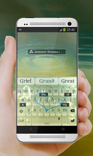 玩個人化App|Surreal TouchPal Theme免費|APP試玩