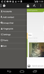 ChatSecure - screenshot thumbnail