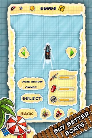 Doodle Boat- screenshot