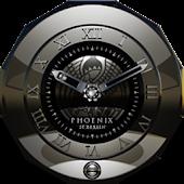 Phoenix designer Clock Widget