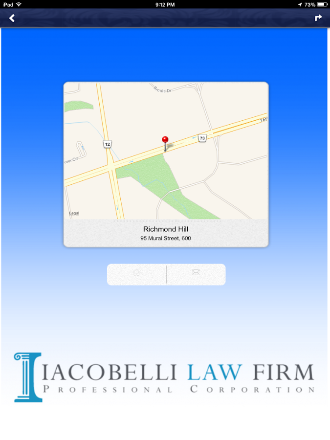 Iacobelli Law Firm P.C.- screenshot