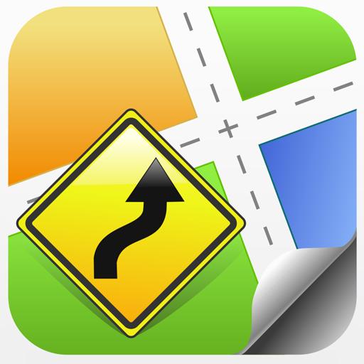 美國緬因州 GPS導航 旅遊 LOGO-阿達玩APP