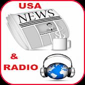 USA News & USA Radio Stations