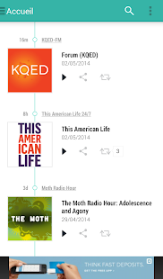 TuneIn Radio - screenshot thumbnail