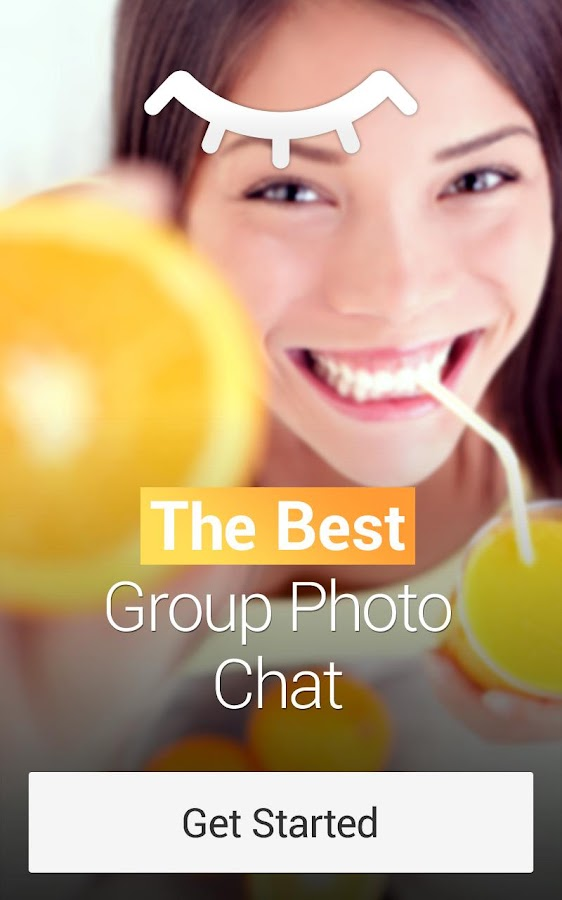 Wink! Photo chat like Snapchat - screenshot