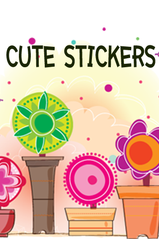 CuteStickers Camera