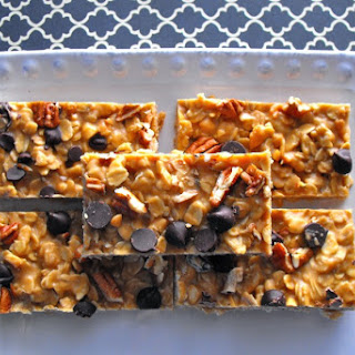 No Bake Peanut Butter Granola Bar Recipes.