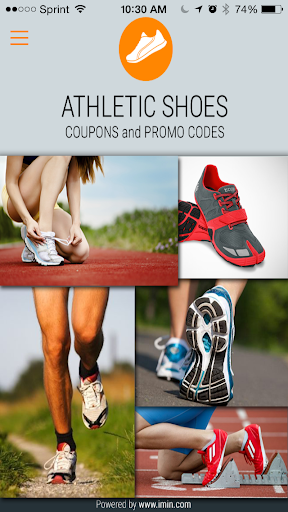 Athletic Shoes Coupons-I'm In