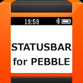 Pebble Statusbar
