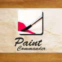 Paint Commander (Free Drawing) icon