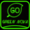 Green Nova Go Keyboard icon