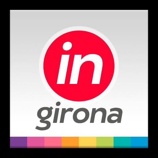 Gironain. Ajuntament Girona LOGO-APP點子