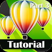 Tutorials Corel Draw x7 Part 3