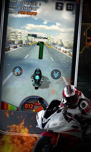Fast Moto Racing 3D
