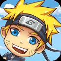 Ninja Online: การ์ตูน นารูโตะ icon