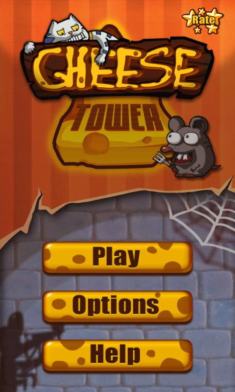 Cheese Tower- screenshot