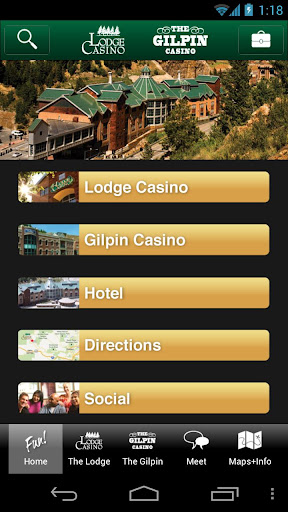 The Lodge and Gilpin Casinos