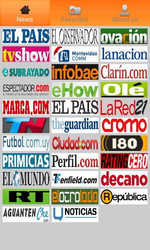 Uruguay Noticias.Uruguay News.