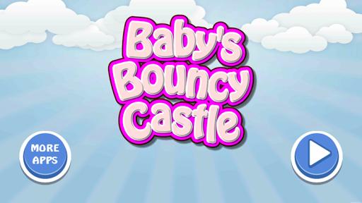 Baby's Bouncy Castle Free