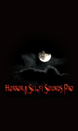 恐怖和科幻的聲音專業版