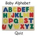 Baby Alphabet Quiz logo