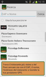 PizzaApp