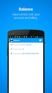 MobileFax - screenshot thumbnail