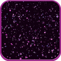 Glitter Dust 3D Live Wallpaper icon