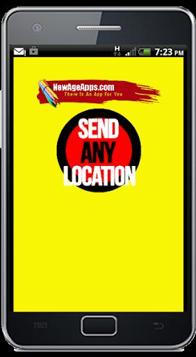 Send Any Location