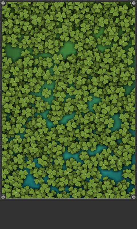 Find Lucky Clover - screenshot