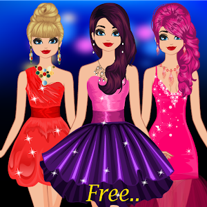 Girls Party Dress up for PC and MAC