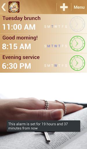Christian Alarm Clock
