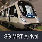 SG MRT Arrival