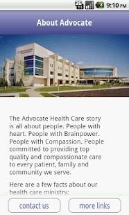 Advocate Physician Finder- screenshot thumbnail