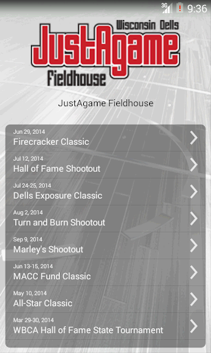 JustAgame Fieldhouse
