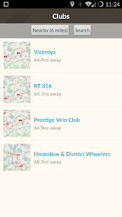 Bike Hub Cycle Journey planner - screenshot thumbnail