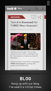 Tosh.0 - screenshot thumbnail