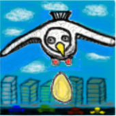 DirtyBirdy - 2D Bird Game