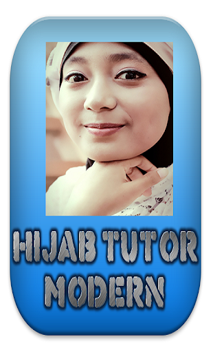 Tutorial Hijab Video Modern