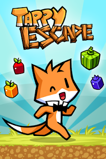 Tappy Escape - The Running Fox- screenshot thumbnail