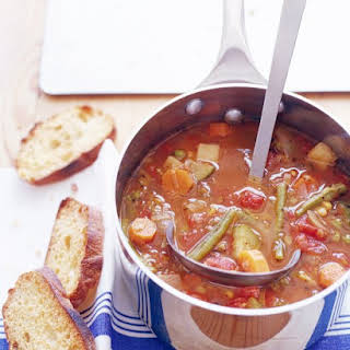 Everyday Vegetable Soup.