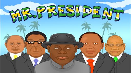 Mr. President