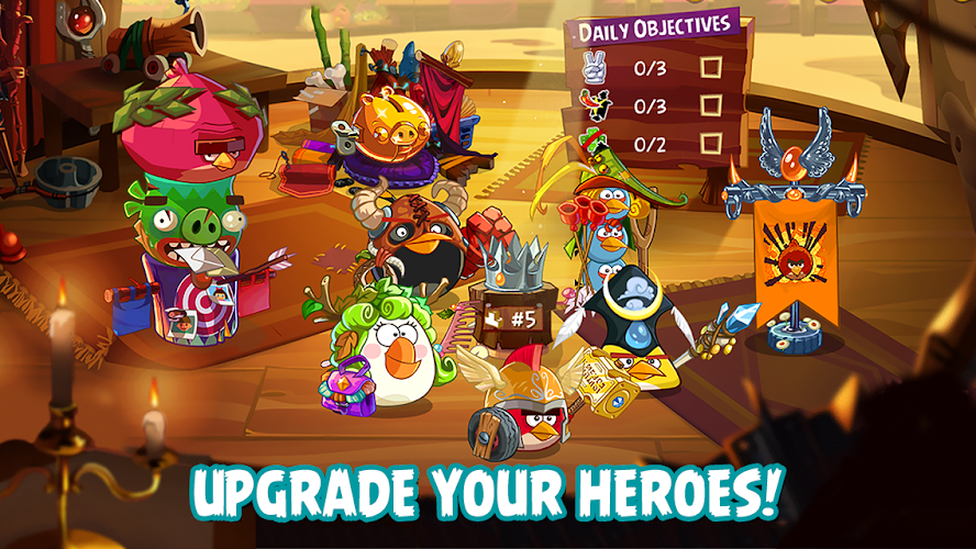 Angry Birds Epic RPG v1.2.12 Mod (Unlimited Money) APK