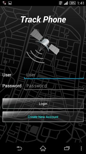 跟踪器 Track Phone