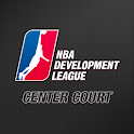NBA D-League Center Court logo