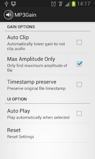 【免費音樂App】MP3 GAIN-APP點子