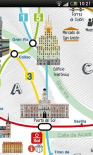 Metro de Madrid Official - screenshot thumbnail